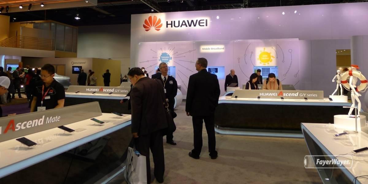 Ex jefe de la CIA acusa a Huawei de espiar para China