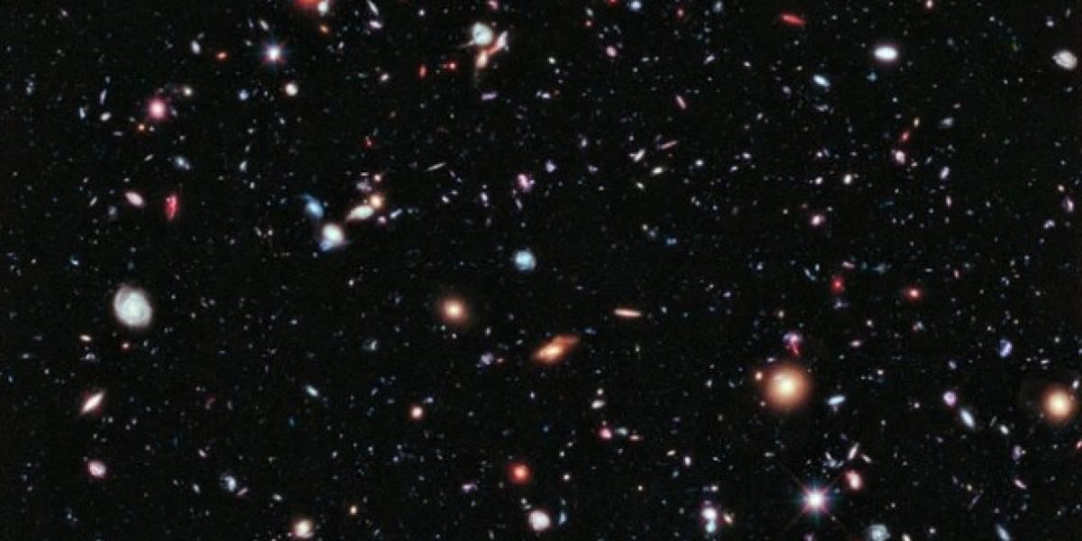 Esta es la imagen más profunda del universo conocido