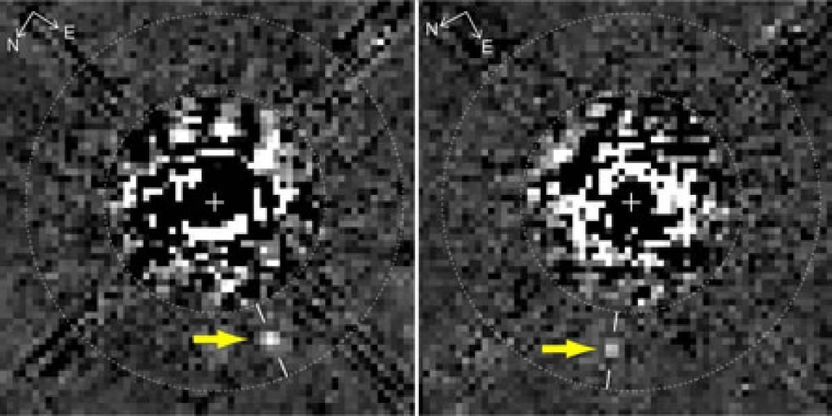 Encuentran exoplaneta en imagen captada por el Hubble hace 11 años
