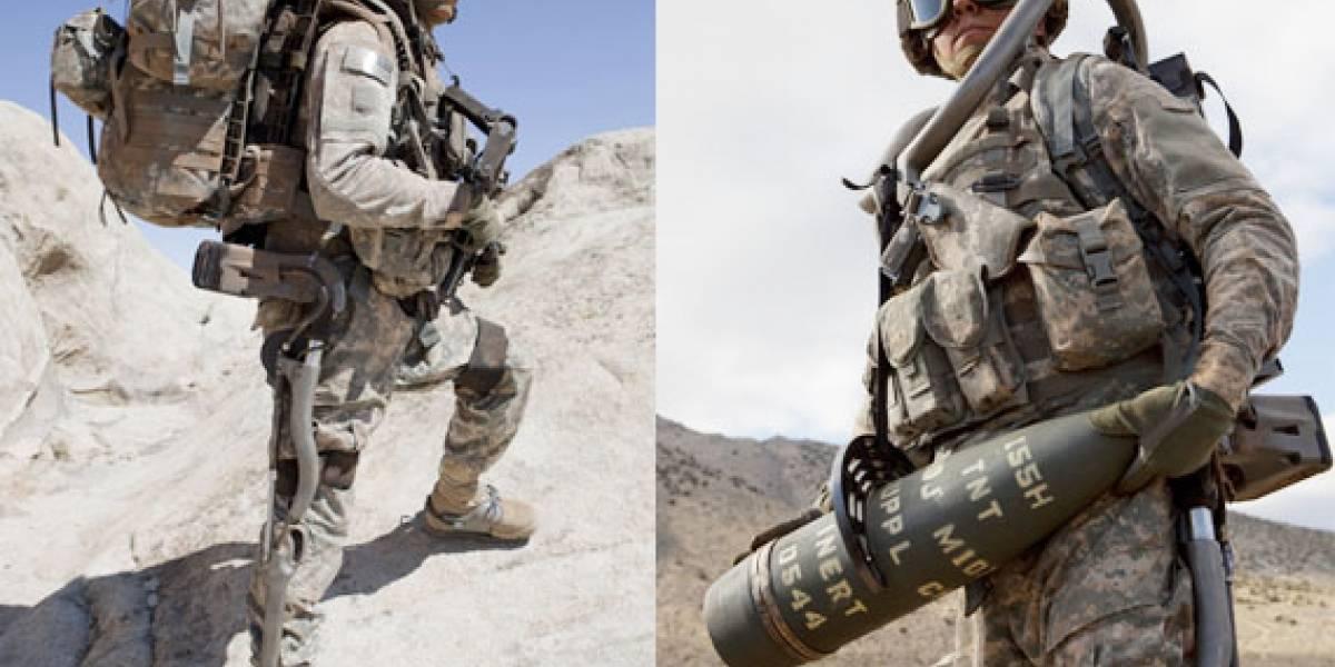 HULC: El exoesqueleto de Lockheed Martin se empieza a probar en el ejército de EE.UU.