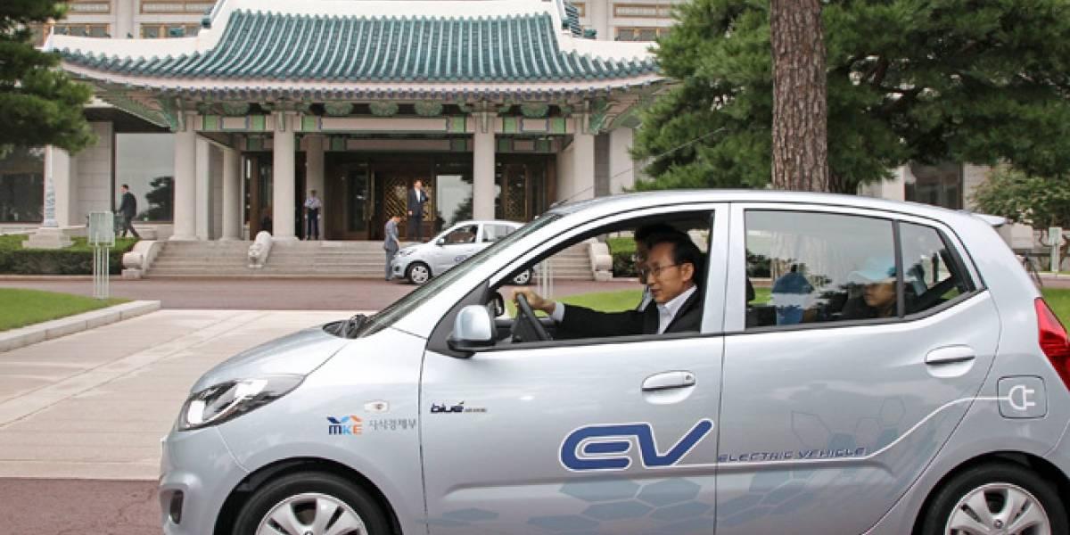 BlueOn: El primer vehículo eléctrico fabricado en Corea por Hyundai