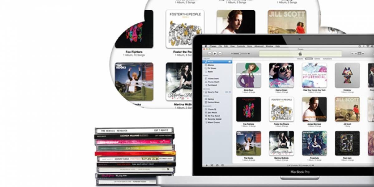 Desde hoy iTunes Match está disponible en gran parte de América Latina