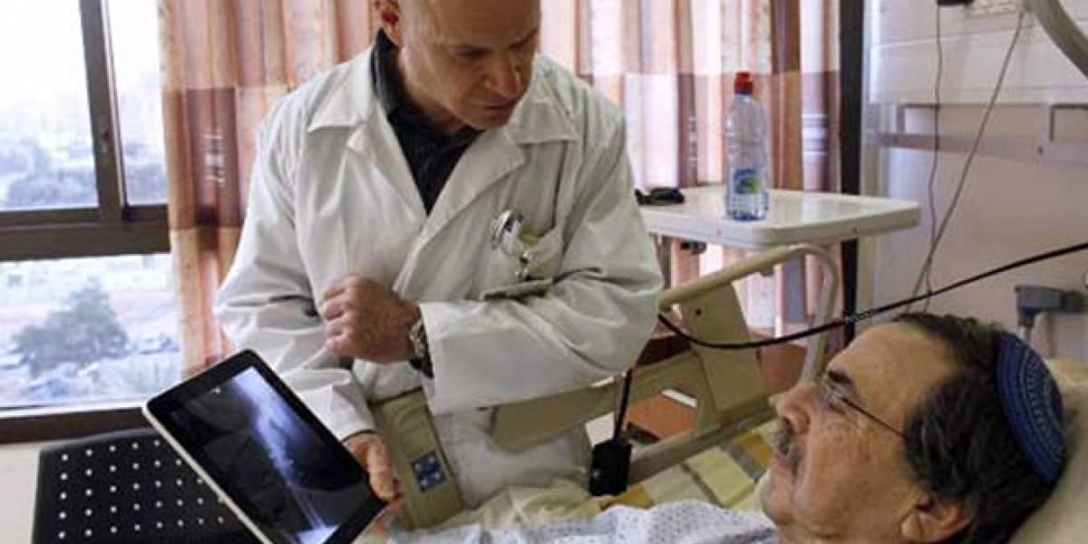 Uno de cada cuatro médicos utiliza un iPad en Europa, según estudio