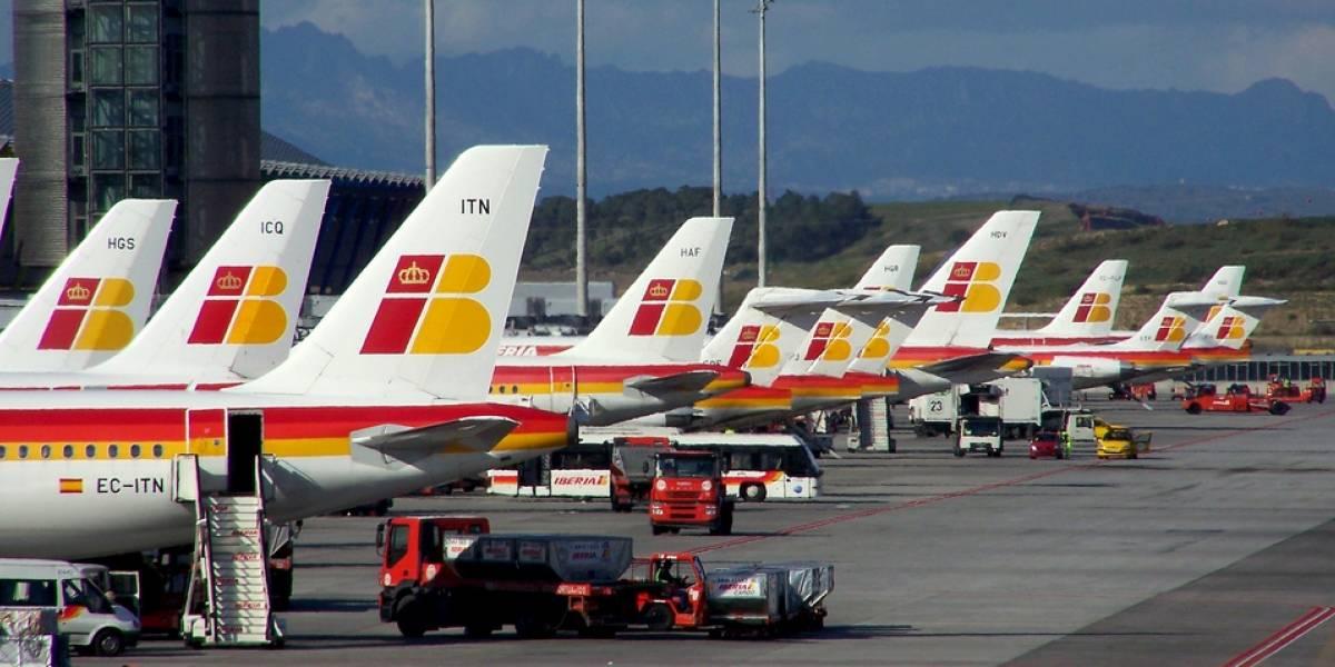Iberia agregará WiFi en aviones y la posibilidad de elegir compañero de asiento por redes sociales