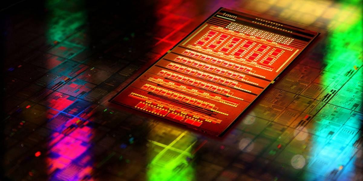 IBM crea chips de supervelocidad usando luz