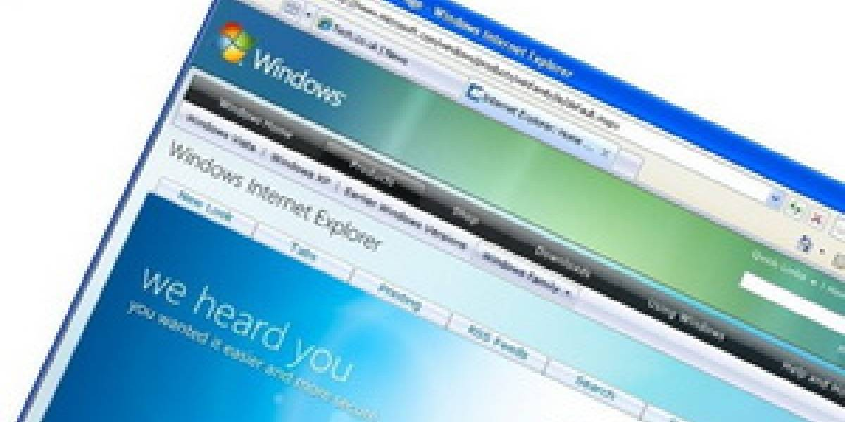 Versión preliminar de Windows 7 permite desactivar IE8