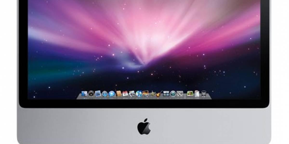 Futurología: actualización del iMac sería anunciada este martes