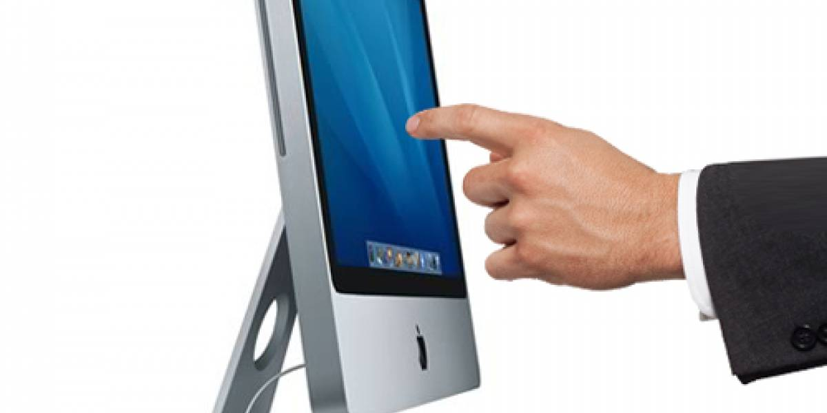 Futurología: Apple presentará la iMac multi-táctil en Enero de 2009