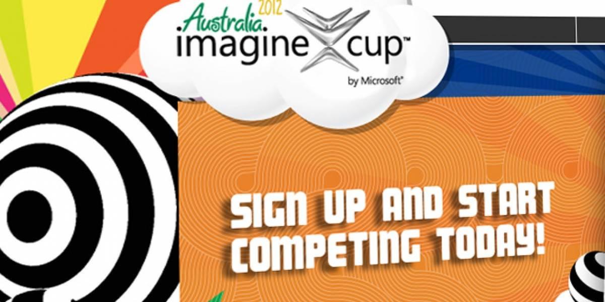 Concurso Imagine Cup de Microsoft abrió sus inscripciones para estudiantes