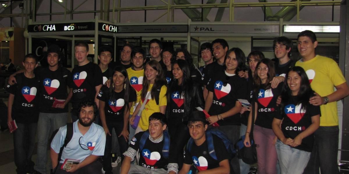 Corazón de Chileno, el equipo de robótica que busca un cupo para el FIRST Championship