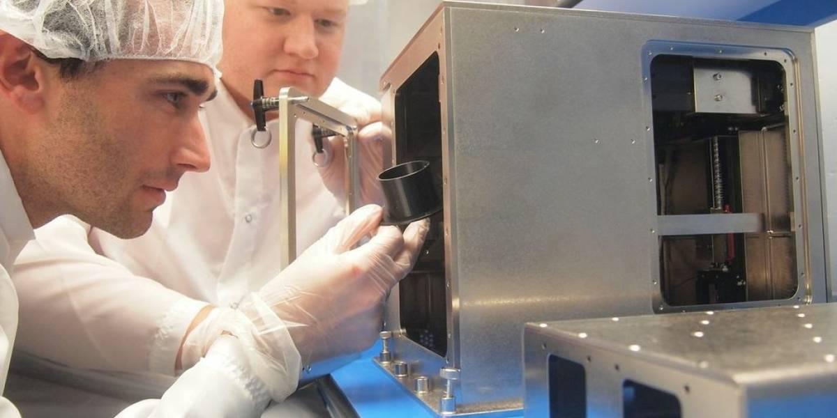 La NASA certifica la primera impresora 3D para uso espacial