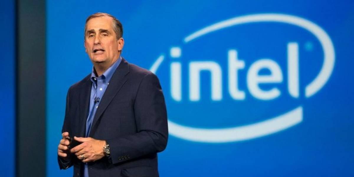 Intel recibe múltiples demandas por fallo en sus procesadores