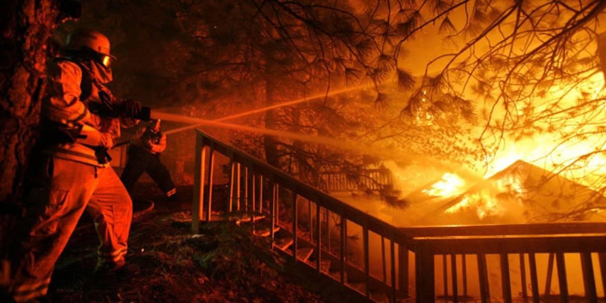 Científicos estudian instrumento para combatir incendios con cargas eléctricas
