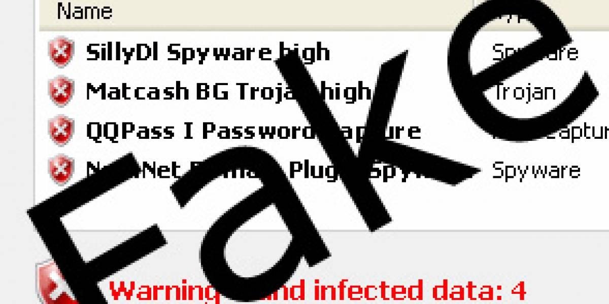 Microsoft limpia 400.000 PCs de antivirus falsos