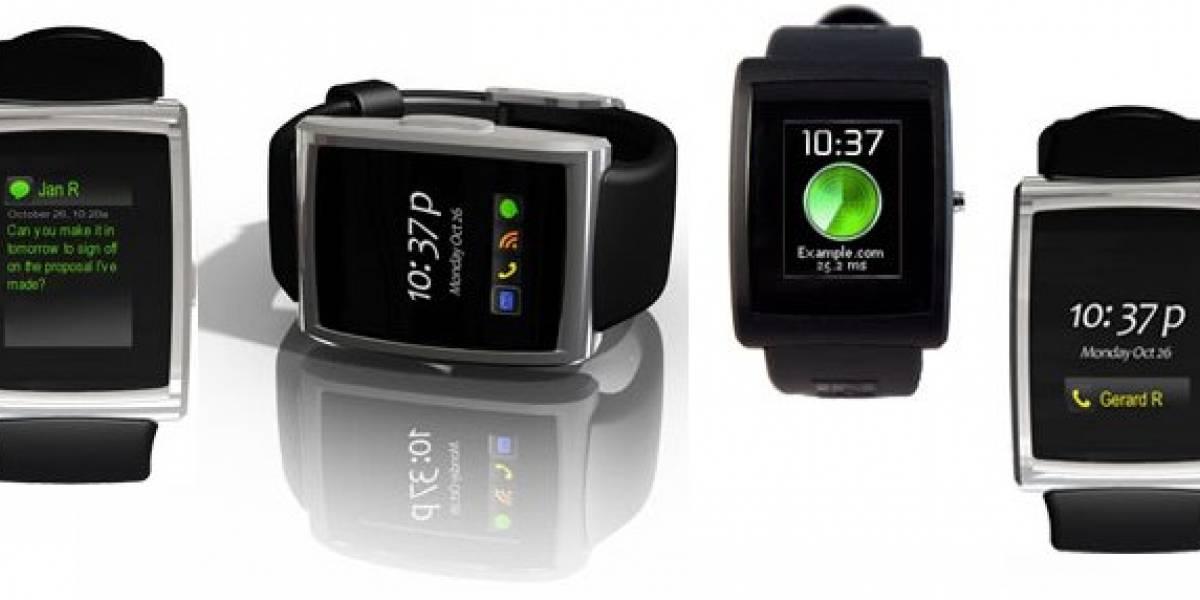 inPulse Smartwatch: El reloj del futuro que desearía tener hasta el Capitán Kirk