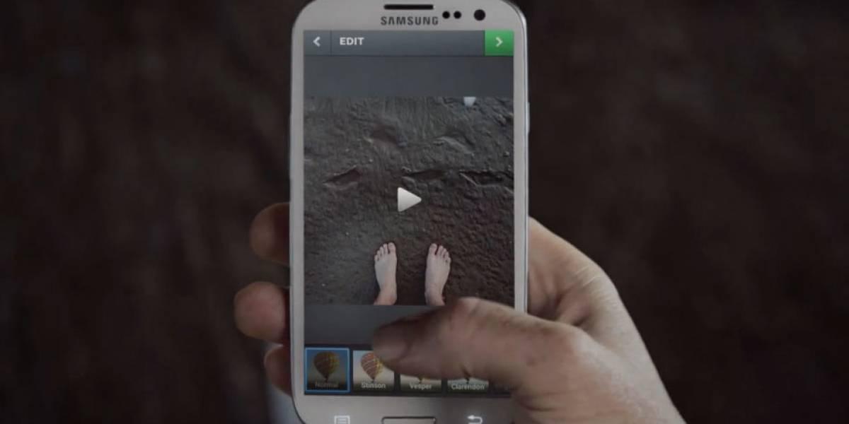 Usuarios de Instagram subieron 5 millones de videos en 24 horas