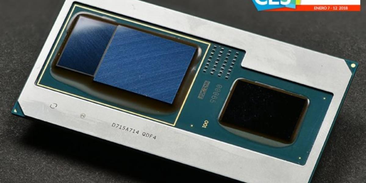 Intel anuncia oficialmente sus nuevos Core i7 con gráficos Radeon RX Vega