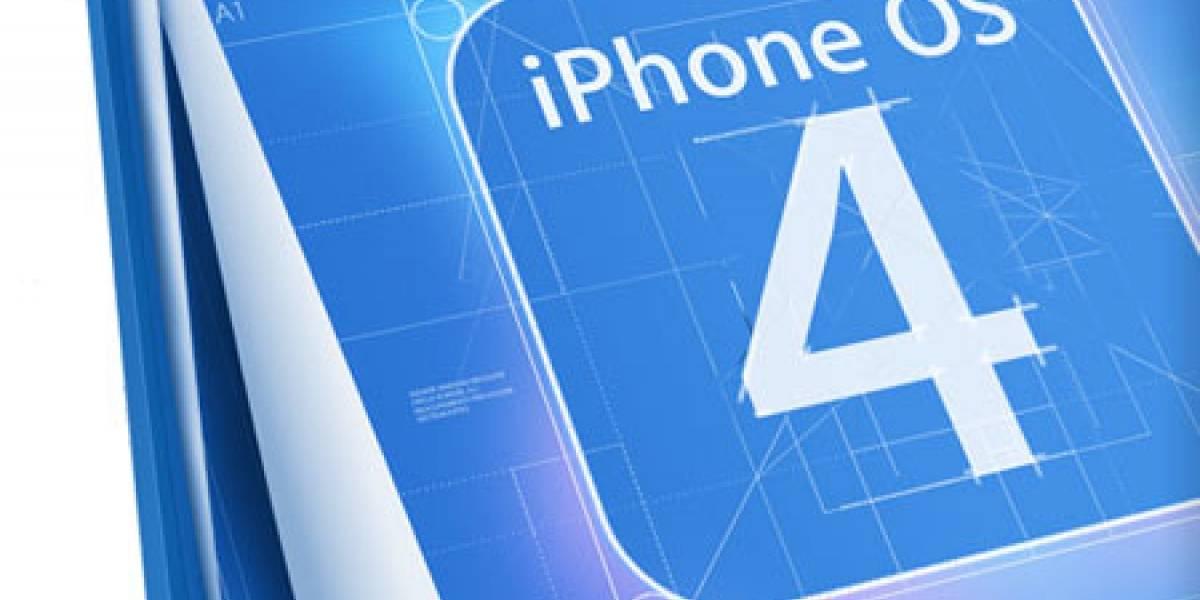 iOS 4 tuvo un día feliz, y después lo hackearon