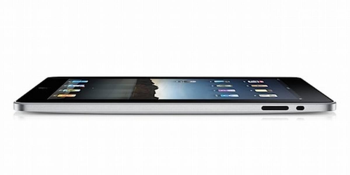 Futurología: el iPad 3 ya está en producción y llegaría con soporte para redes LTE