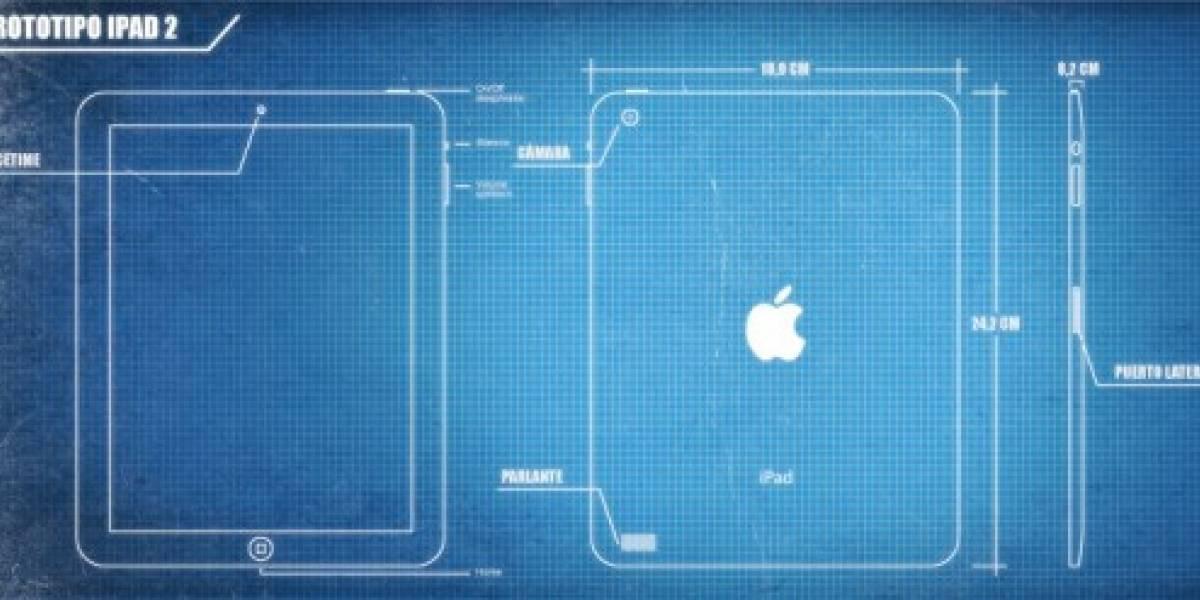Sigue la cobertura en vivo del lanzamiento del iPad 2