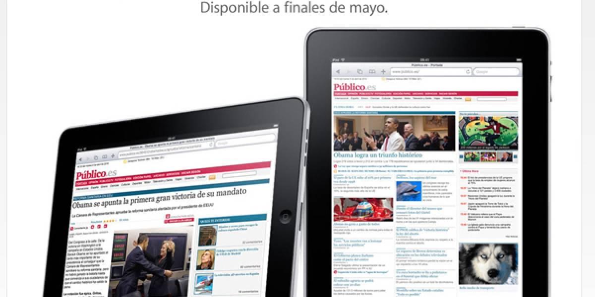 España: Apple posiblemente atrapada en un fuego cruzado entre dos medios por culpa del iPad