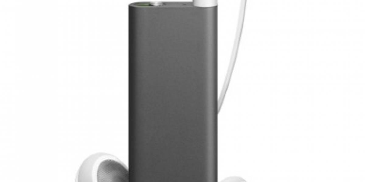 Nuevo iPod Shuffle de Apple