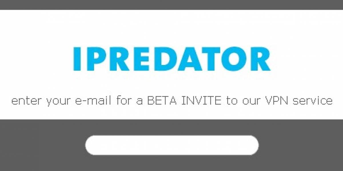 IPREDator: TPB nos ayuda a mantener el anonimato