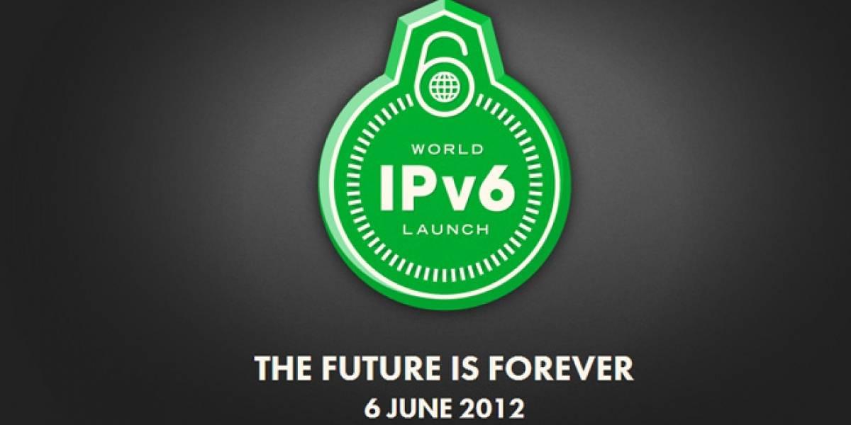 IPv6 comenzará a funcionar (ahora sí) el 6 de junio