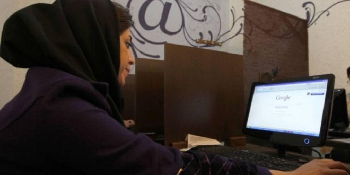 Irán bloqueó accesos a sitios de Google y Hotmail