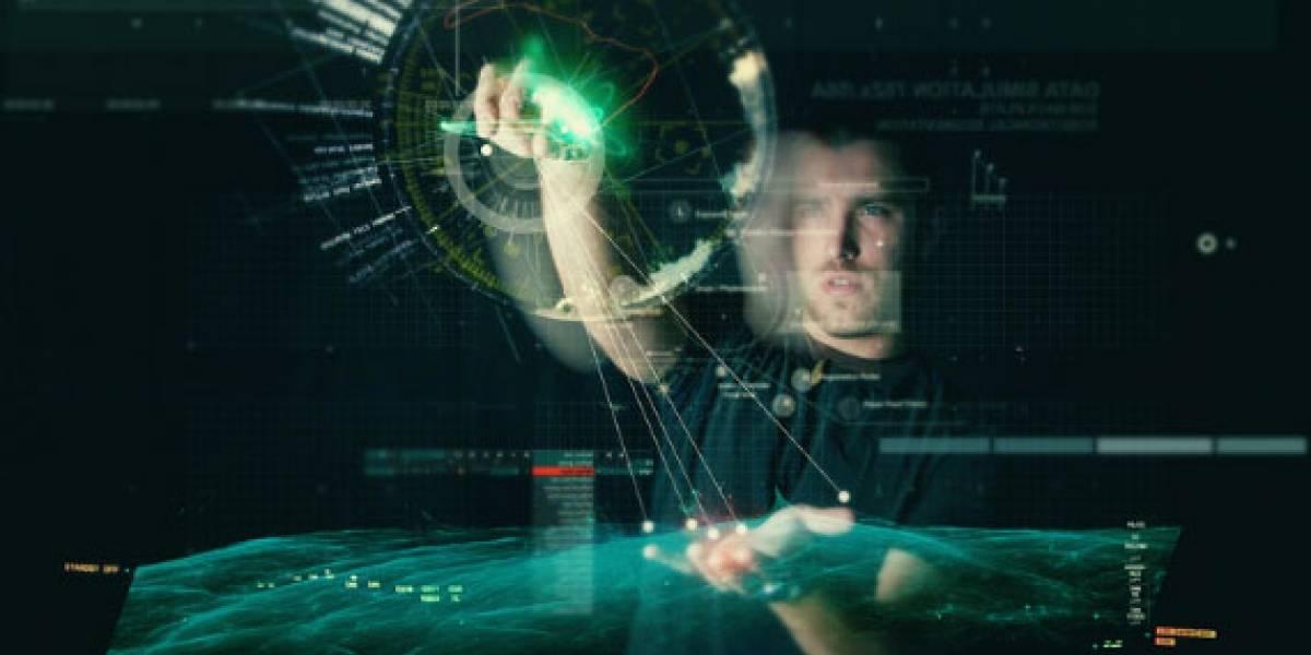 Imperdible: Las interfaces gráficas del laboratorio de Tony Stark (Video)
