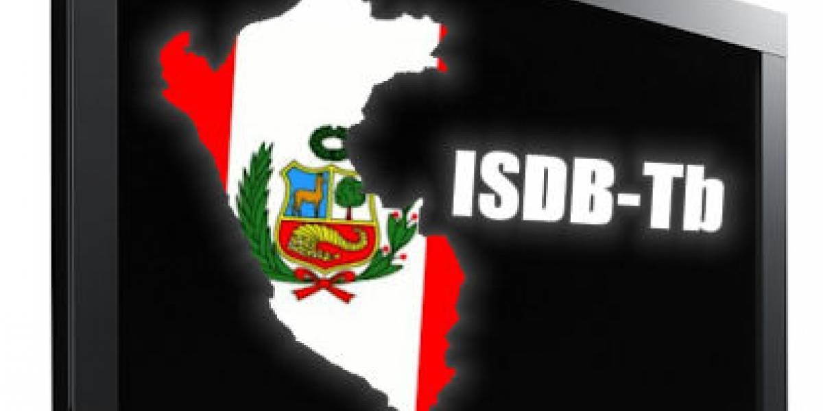 Perú optó por la norma nipobrasileña de televisión digital
