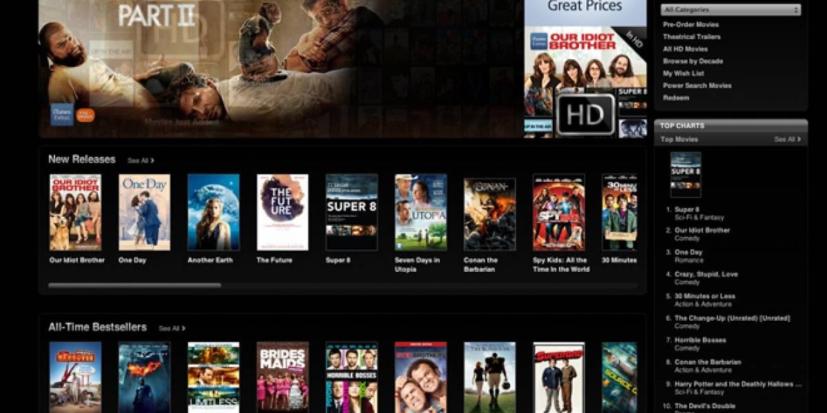 Futurología: iTunes Store podría ofrecer música y películas en América Latina muy pronto