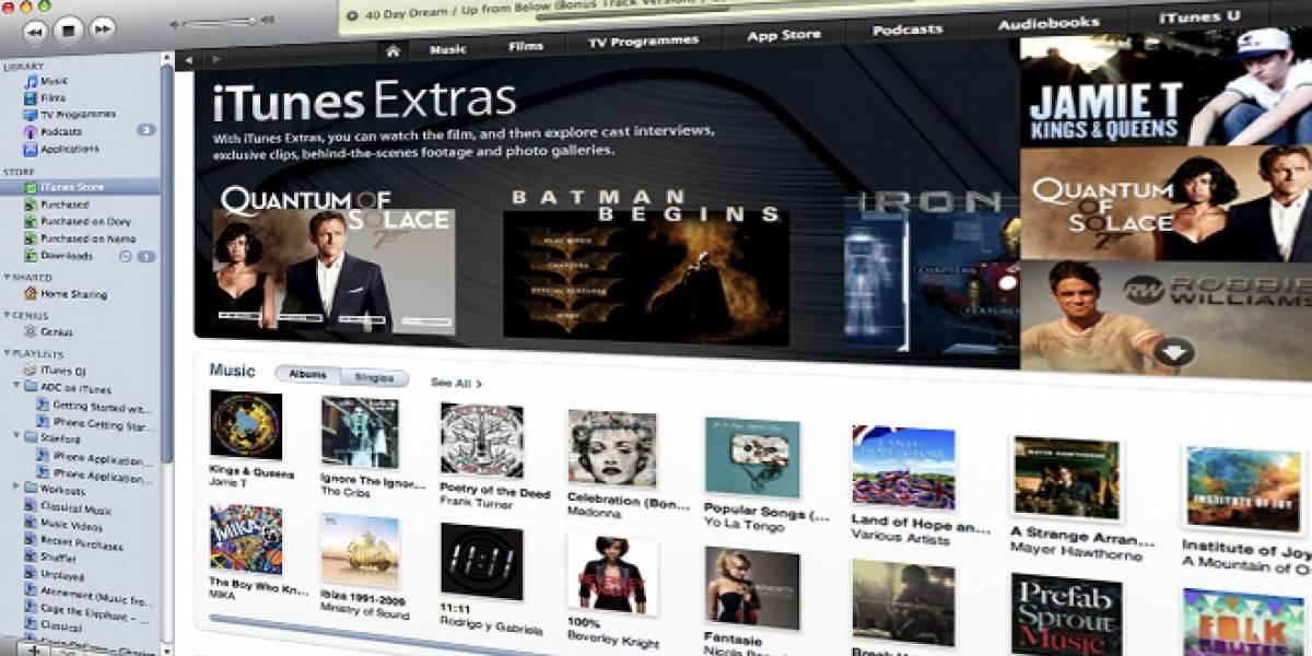 iTunes Store presenta problemas para procesar pagos con tarjeta de crédito