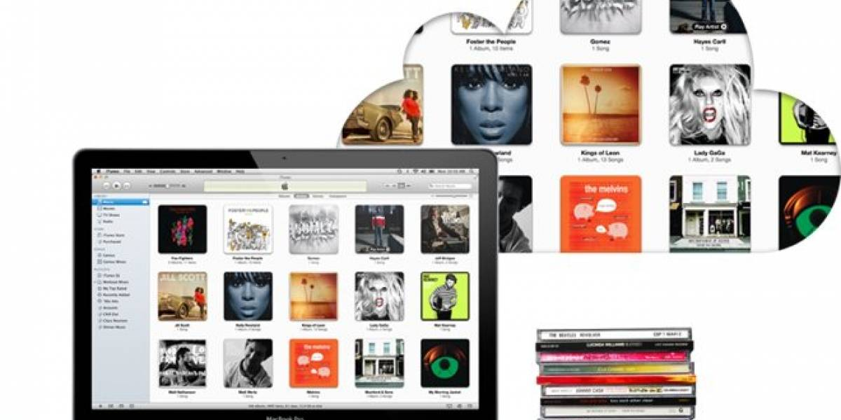 iTunes Match se lanza en más países, incluido México y España