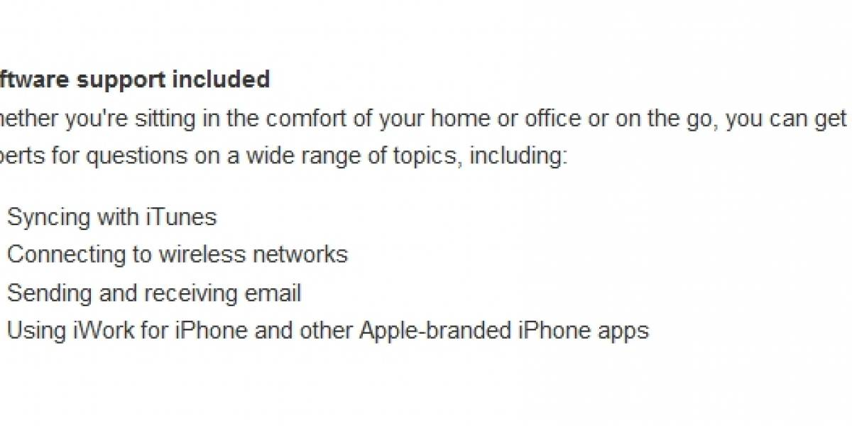 iWork podría llegar al iPhone