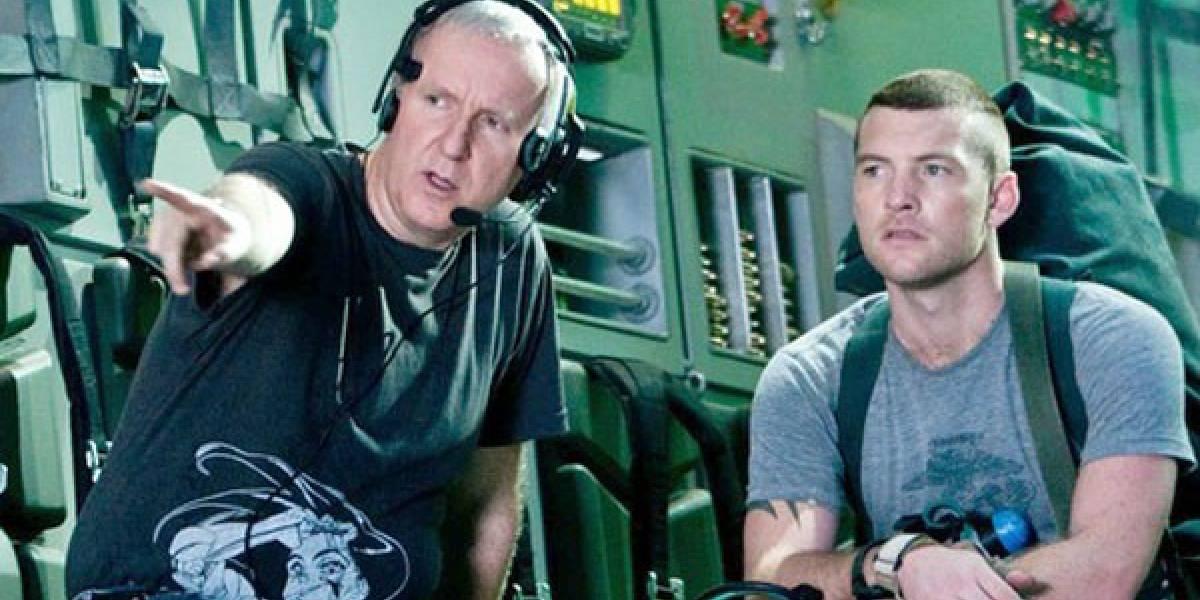 James Cameron ya le saca brillo a su cámara 3D para realizar Avatar 2 y 3