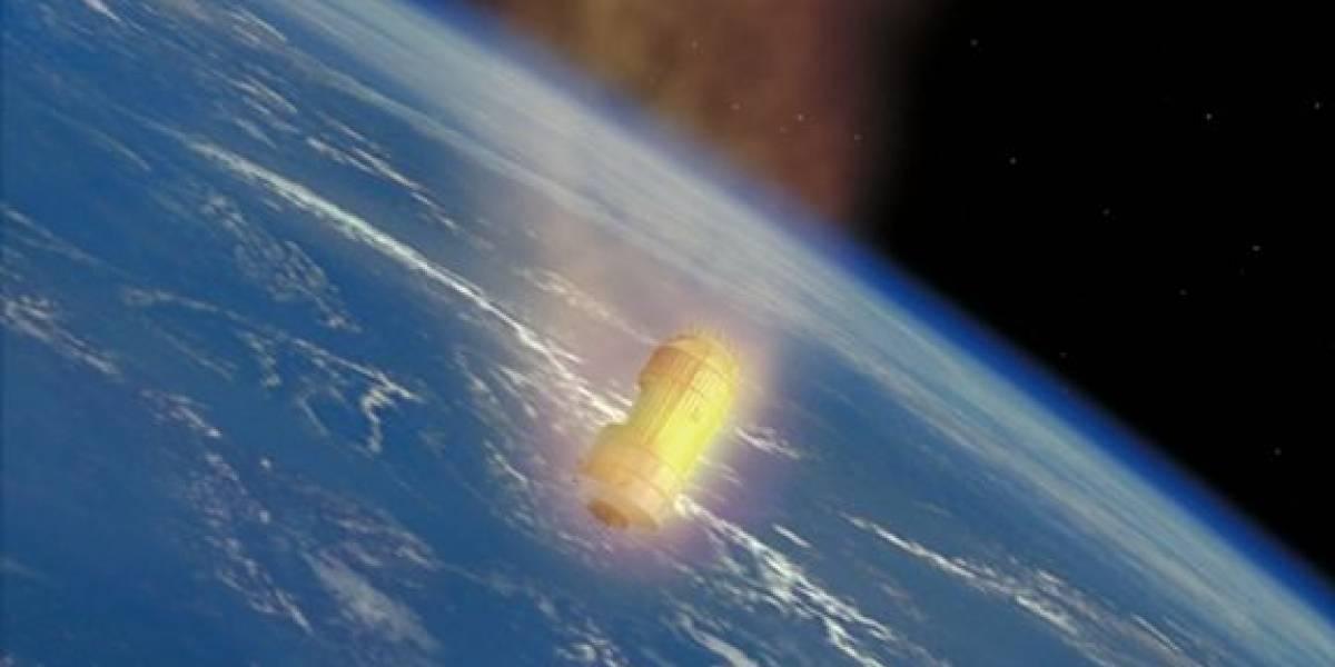 Japón envía nave en misión kamikaze a estudiar proceso de ingreso a la Tierra