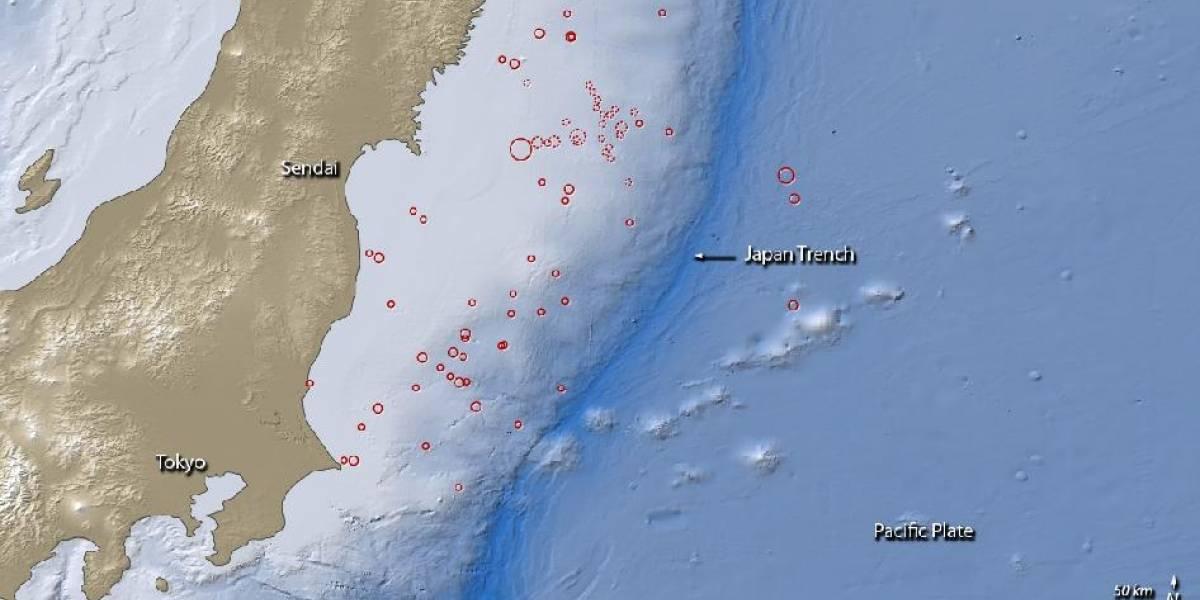 El terremoto movió 2 metros a Japón, aceleró la Tierra y cambió su eje