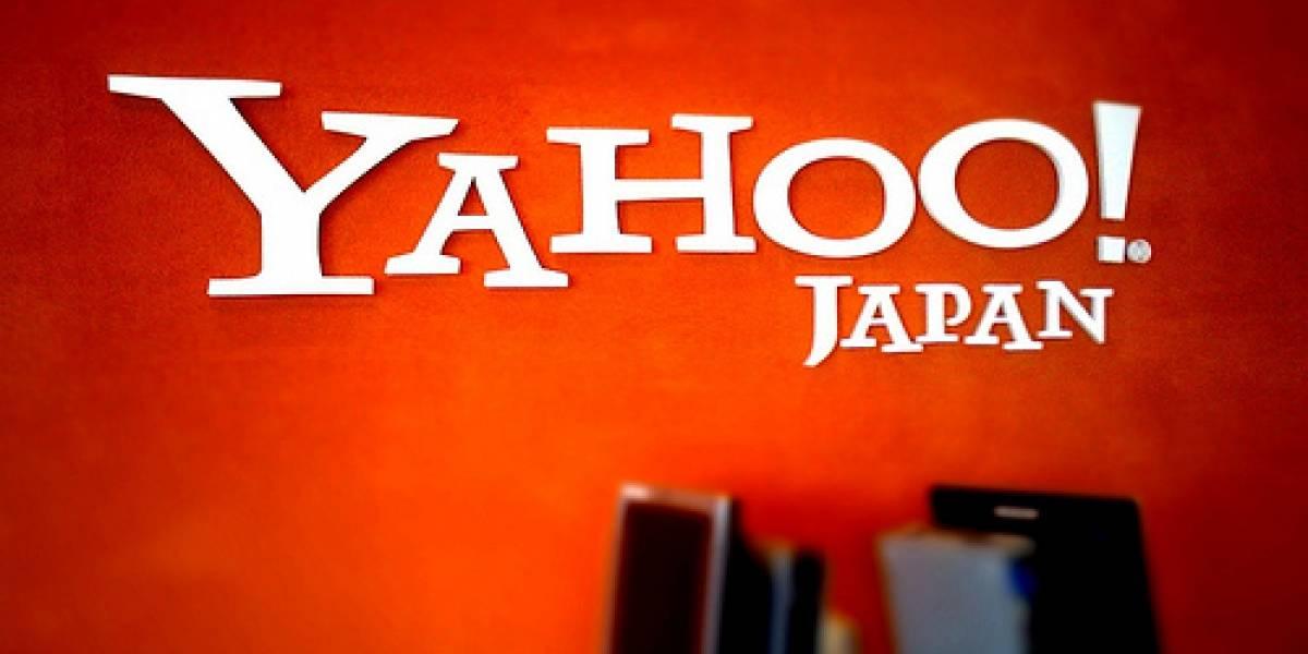 Yahoo! Japón prefiere a Google como socio