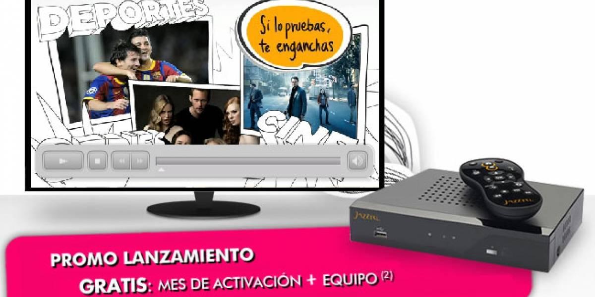 España: Jazztel también entra en el negocio de la TV a la carta