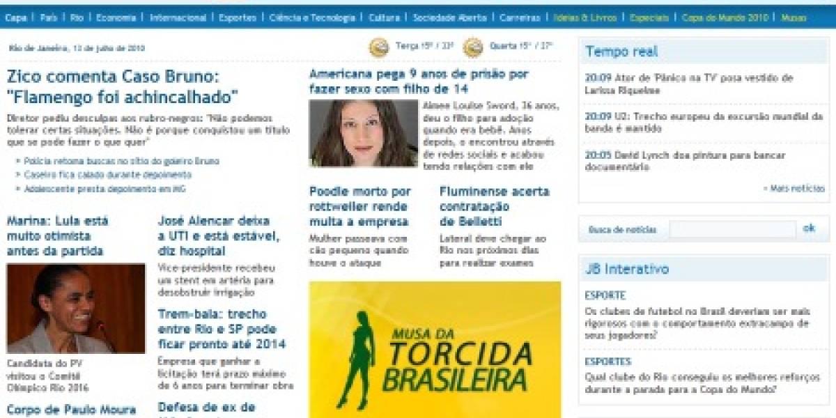 Famoso periódico de Brasil abandona el papel y se centra en la web