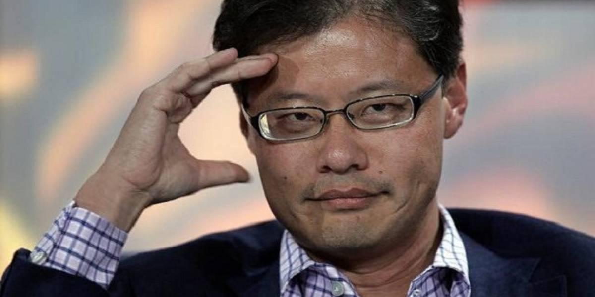 Yahoo! anunció la renuncia de Jerry Yang
