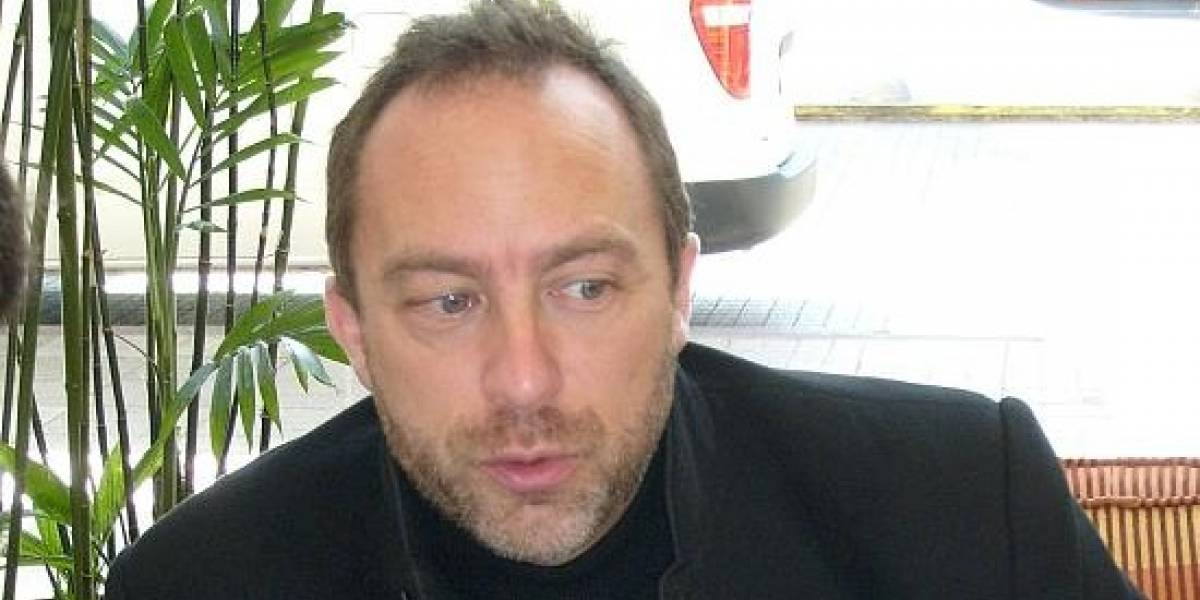 Jimmy Wales en Chile