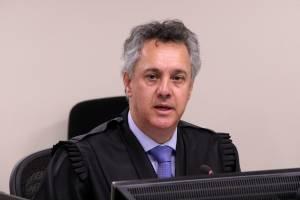 Desembargador João Pedro Gebran Neto no julgamento de recursos da Lava Jato na 8ª Turma do TRF4 – Foto: Sylvio Sirangelo/TRF4