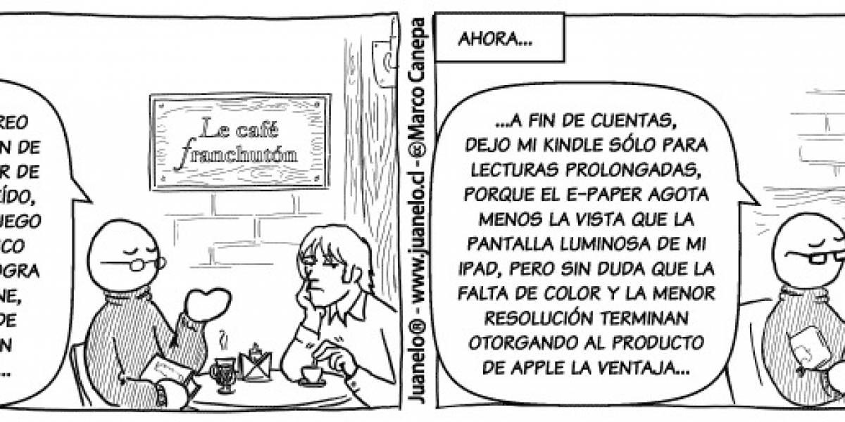 Juanelo - Pedante