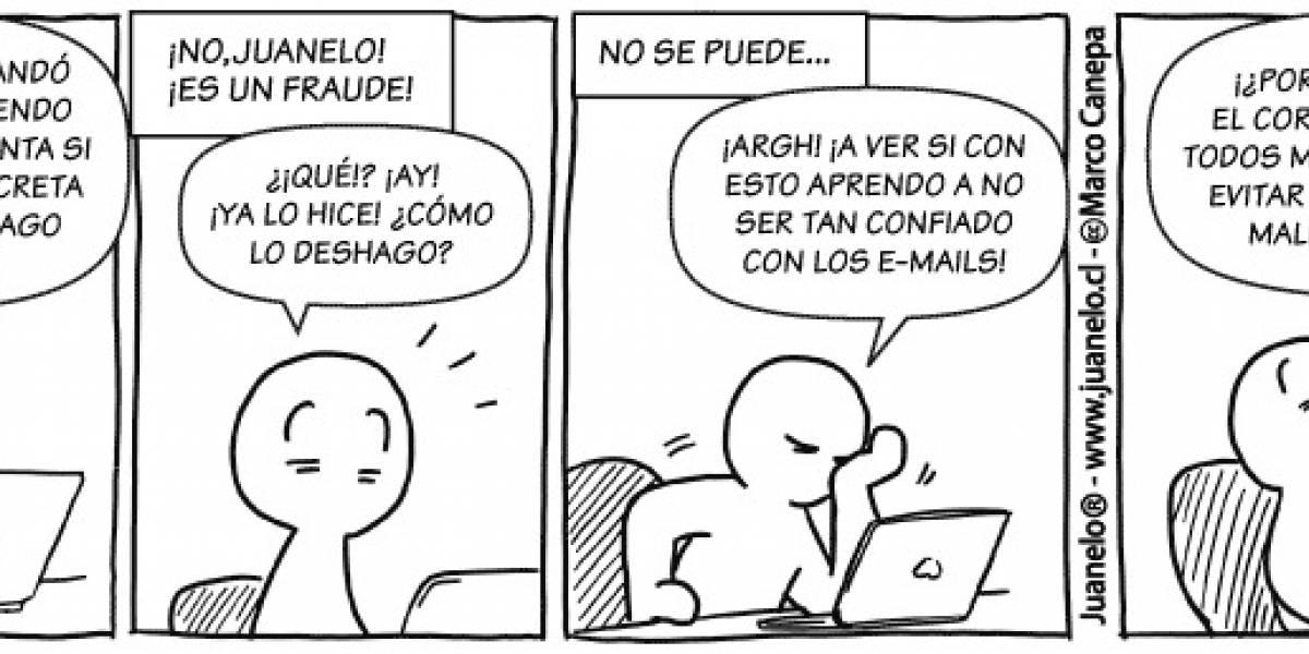 Juanelo - Phishing