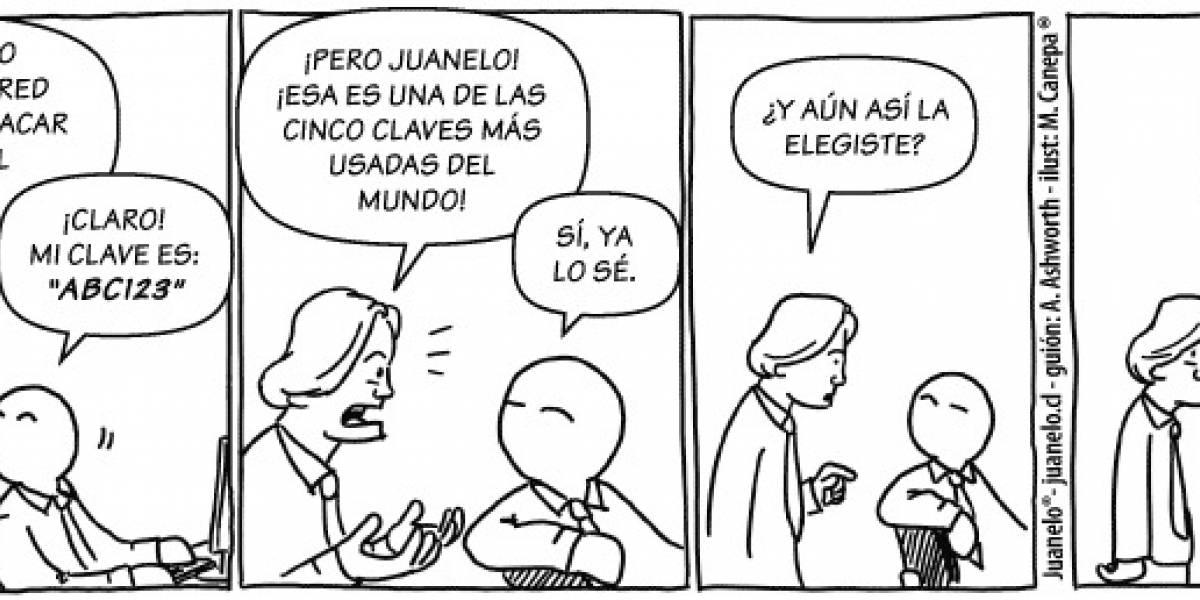 Juanelo - Clave