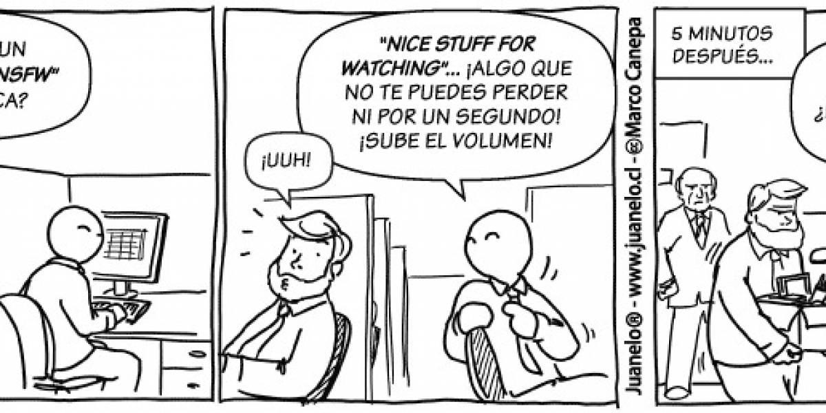 Juanelo - NSFW