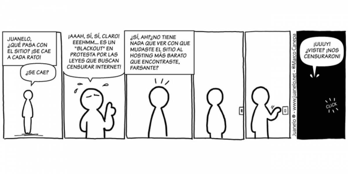 Anti-SOPA