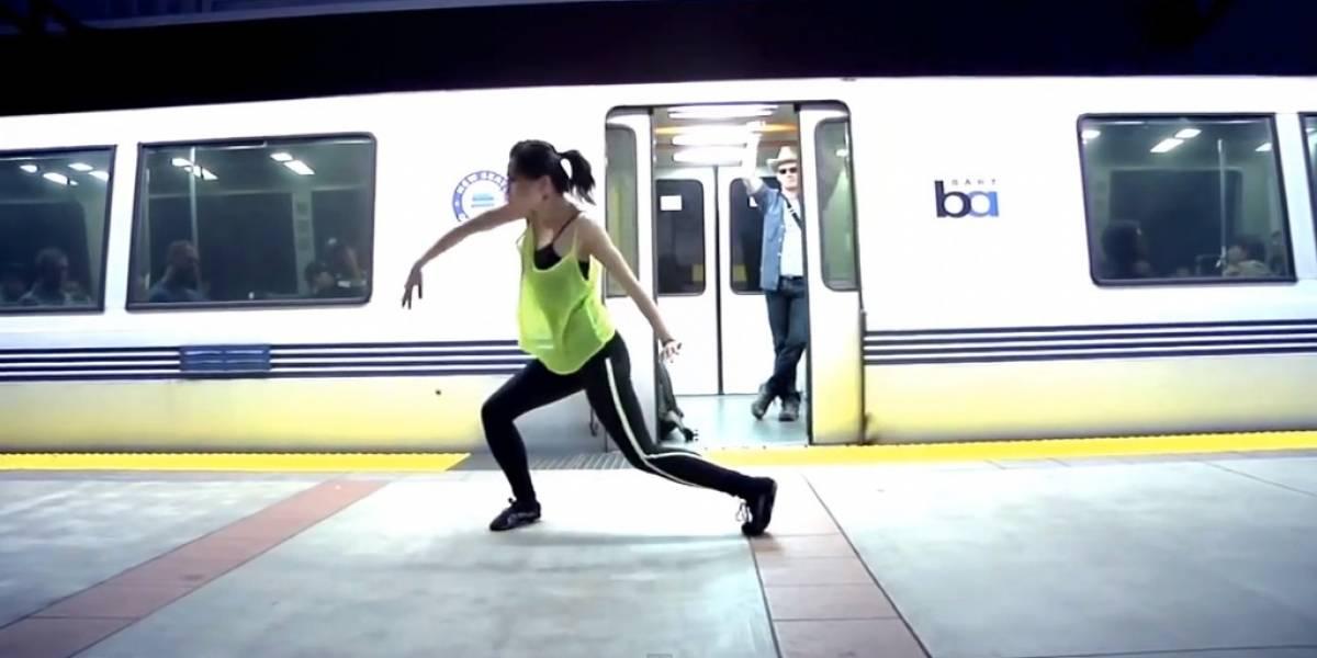Joven renuncia a Microsoft para aprender a bailar en un año y se convierte en hit en YouTube